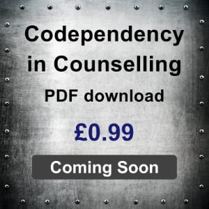 Awareness of Codependency in Counselling