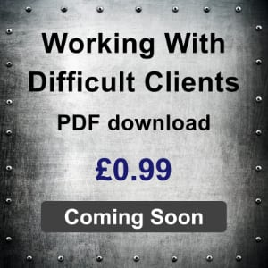 Working with difficult clients